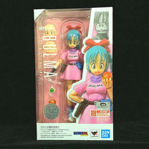 S.H.Figuarts Dragon Ball - Bulma Adventure Begins
